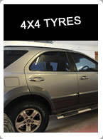 4x4 Tyres from Moray Tyre Services Elgin